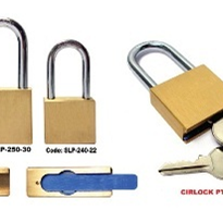 Tamper Evident Security Padlocks | SLP-250/240 Series