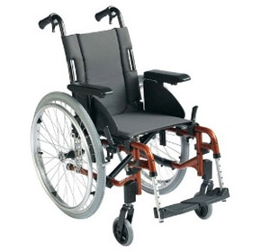 Paediatric Wheelchair | Invacare® Action3 Junior