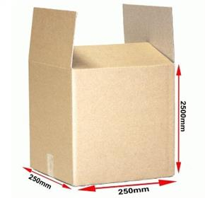 Brown Plain Shipping Boxes | 102002