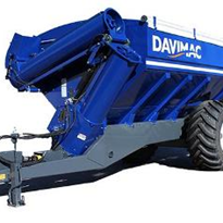 Single Axle Chaser Bin | Davimac