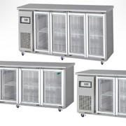 Glass Door Under-counter Chillers | Artisan™