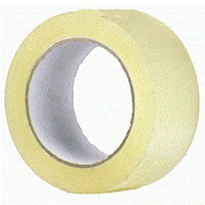 48mm x 75m Clear General Packaging Tape | Stylus