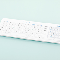 Wireless Aseptic Keyboard | Cleankeys