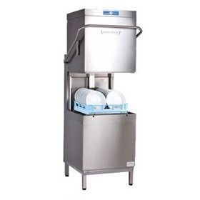 Electronic Hood Type Dishwasher | AMX