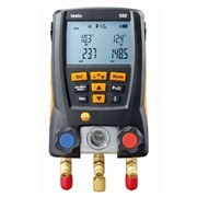 Refrigeration Digital Gauge Set | testo 550