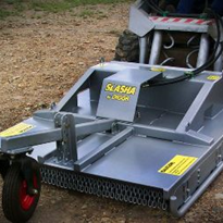 Skid Steer Loader Slasher | Slasha