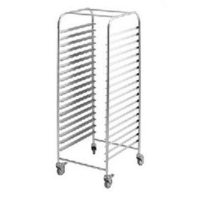 Gastronorm Housekeeping Trolleys | SS16.1/1