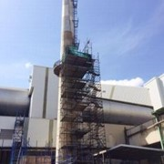 OI Glass - Chimney Remediation Project