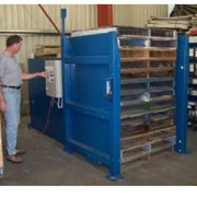 Pallet Dispenser-Side Entry
