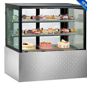 Chilled Food Display | F.E.D. Belleview SG120FA-2XB