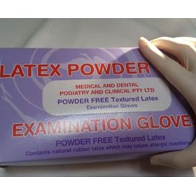 Latex Powder Free Gloves | MADPAC