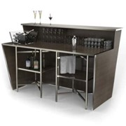 Knock-Down Beverage Stations | Showcase