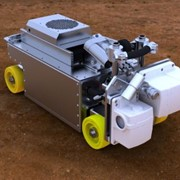 Remote Control Vehicle for Pipeline Inspection | Micro-Epsilon