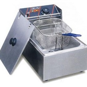 Single Benchtop Electric Fryer | F.E.D. EF-81