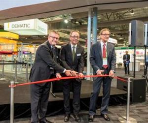 CeMAT includes over 100 exhibitors on show for three days.