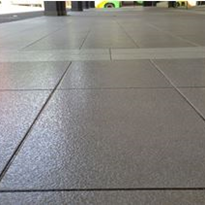 Anti-slip coating solves safety issue in Canberra CBD