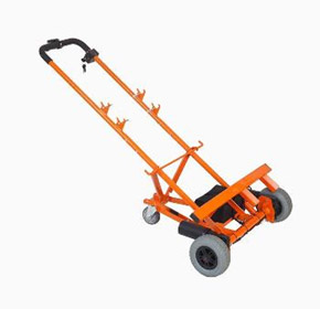Heavy Duty Electric Bin Trolley | WheelieSafe™