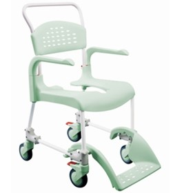Mobile Shower/Commode Chair | Etac Clean