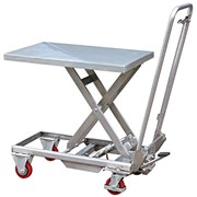 Stainless Steel Scissor Lift Trolleys | LT8714 & LT8715