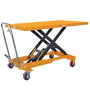 Extra Large Scissor Lift Trolleys | LT8720 & LT8721