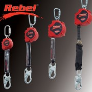 Personal Self Retracting Lifelines | Rebel™