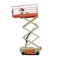 JLG's new R6 scissor lift tailor-made to make rental easier