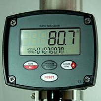 Flow Rate Totaliser | RT40