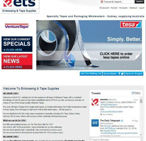 ETS launches updated website