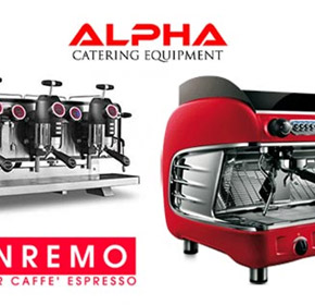 Make a perfect cup of coffee with a Sanremo Commercial Coffee Machine