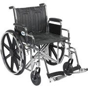 Bariatric Wheelchair 22"