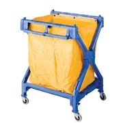 Scissor Waste Trolley with Waste Bag | T4780
