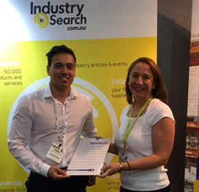 Zedflo Australia wins IndustrySearch / NMW competition