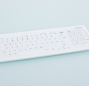 Aseptic Keyboard | CleanKeys