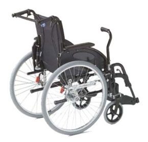 One Arm Lever Drive Wheelchair | Invacare® Action3