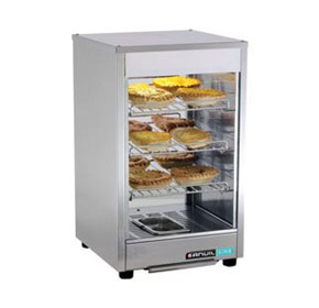 Choosing the right pie warmer for busy canteens and cafes