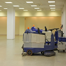 Why your factory floor needs an industrial scrubber and sweeper
