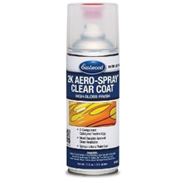 2K High Gloss Clear Aerosol | EW14148Z