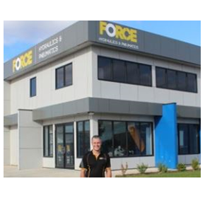 Force Hydraulics Now Distributing Sullair in Mildura