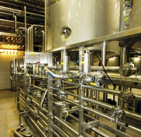 Stainless Steel Pressfit Pipe System | EuroPress