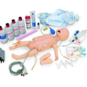 Complete Infant Manikin without ECG | ALS