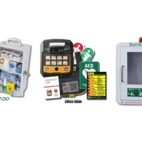 Workplace Defibrillator Kit | A10-WDK