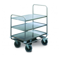 3 Tier Serving Trolley | Hupfer SSW10x6-3ERGO