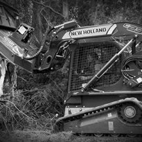 New Holland and Digga helping to save native Tasmanian forest