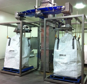 Bulk bags efficiency: an oats handling system case study
