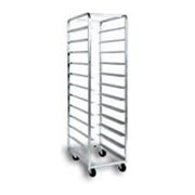 12 Shelf Flatpack Production Rack/Trolley | TR12SSCOLLAPS