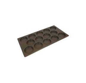 Hamburger Roll Tray | WEHS127-10