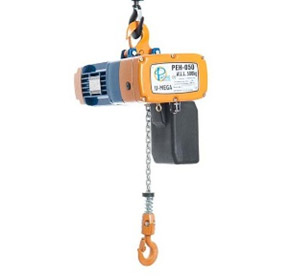 Electric Chain Hoists | Pacific