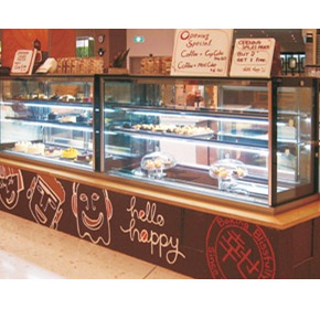 Refrigerated Cake Display Counters | 'Riviera'