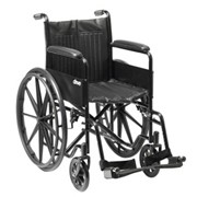 Walking Aid Steel Wheelchair | S1