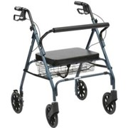 Heavy Duty Rollator | Drive Medical